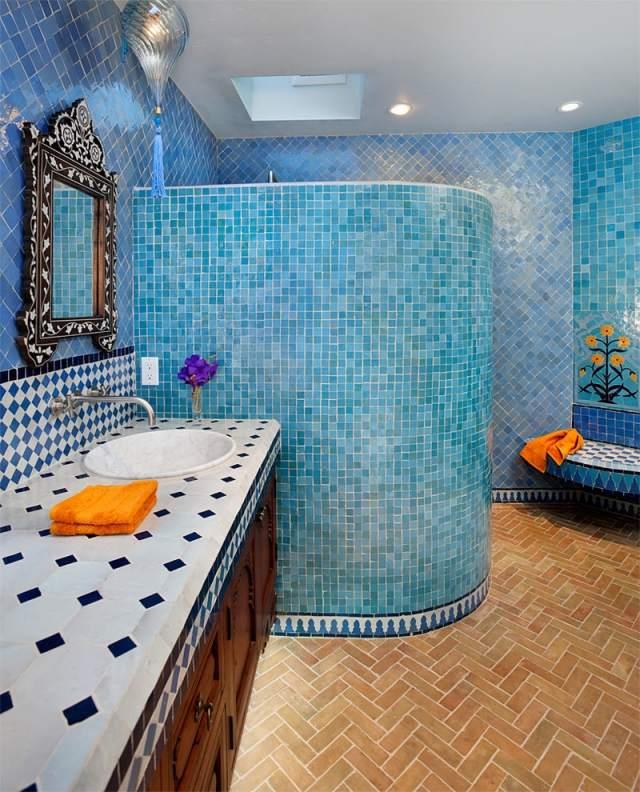 Orientalisches Badezimmer Einrichten