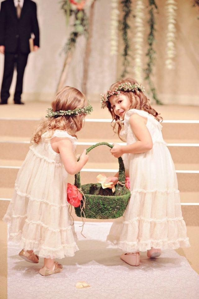 30 Kinderfrisuren Für Mädchen Zur Hochzeit Und Kommunion