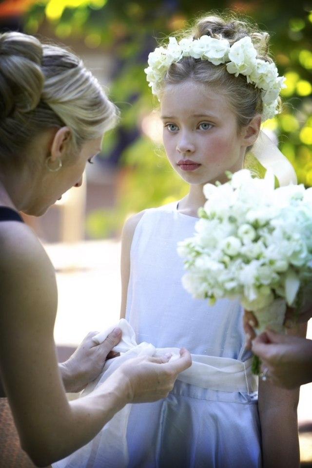 30 Kinderfrisuren Für Mädchen Zur Hochzeit Und Kommunion Frisur Ideen