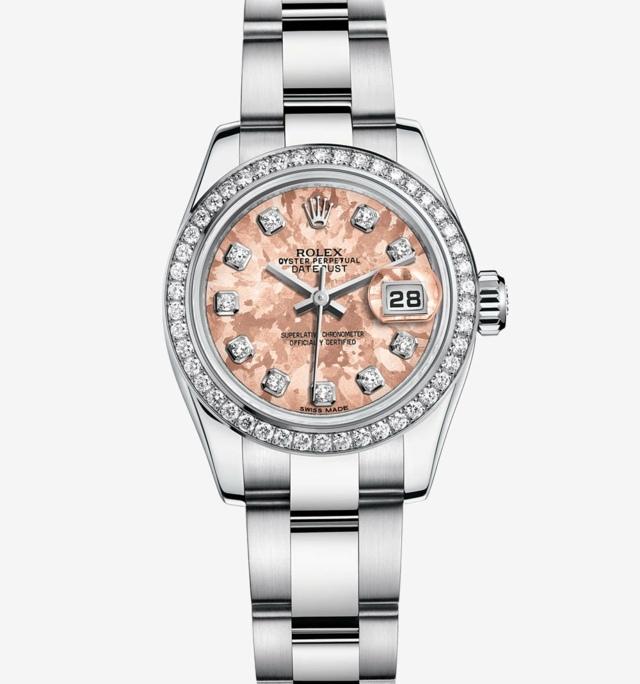Die teuersten Damenuhren von Rolex auf einen Blick