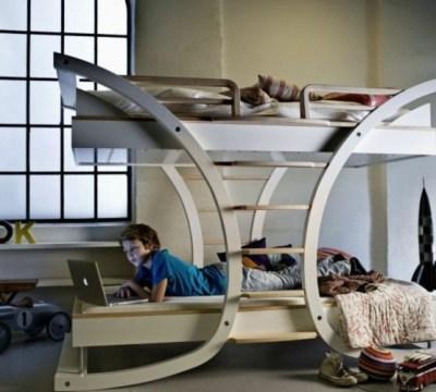 design hochbett für das moderne kinderzimmer