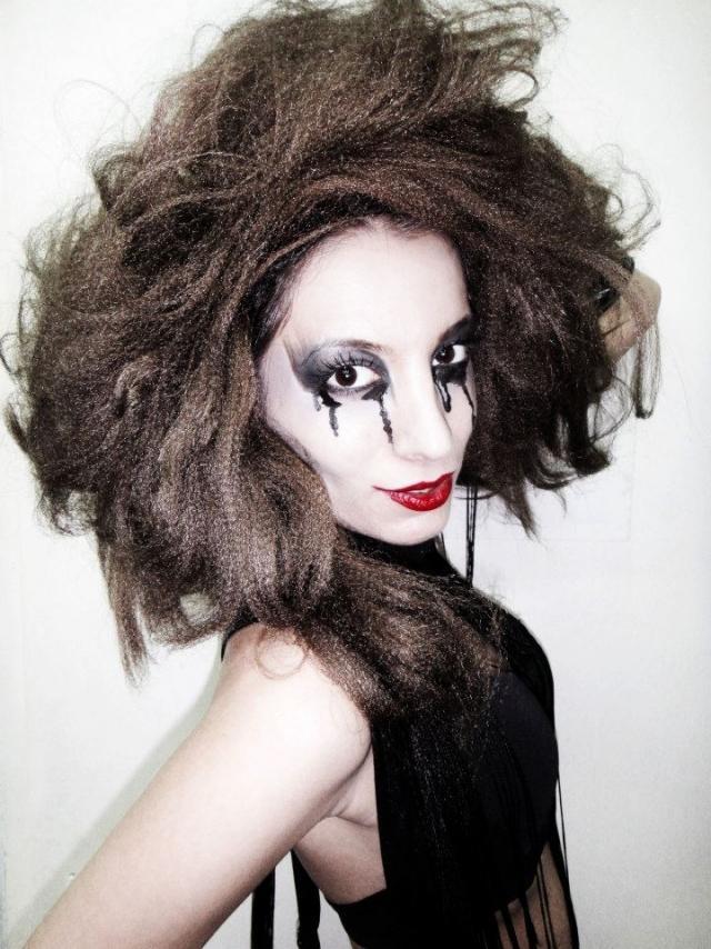 Halloween Schminke Und Kostüme Für Frauen 39 Ideen