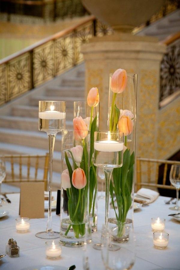 Hochzeit im Frhling  27 wundervolle Dekorationsideen