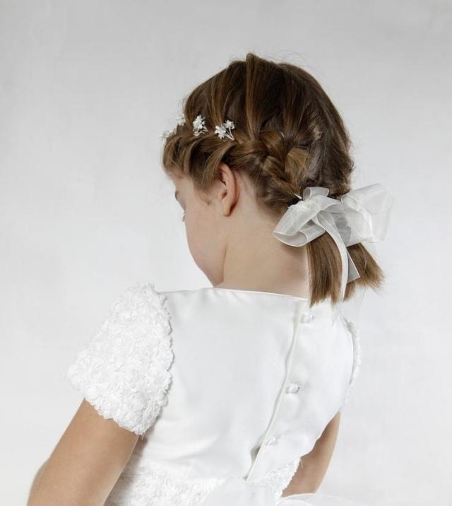 Haarfrisuren Schleife