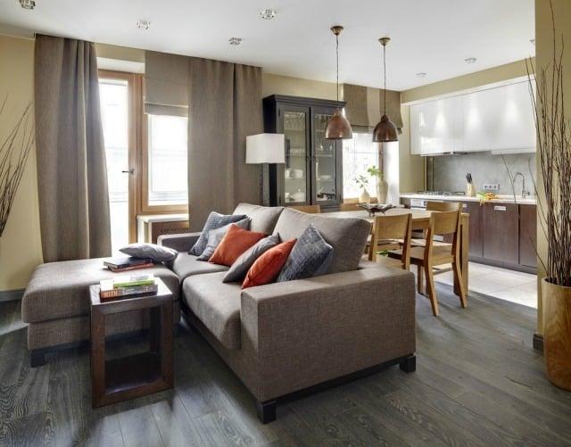 Kleines Quadratisches Wohnzimmer Einrichten