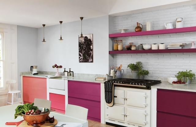 Wohnungsideen mit Farben 30 Wandgestaltungen und Farbpaletten