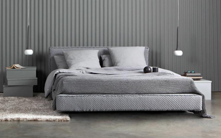 Moderne Betten  Ideen fr perfekte Schlafwelten