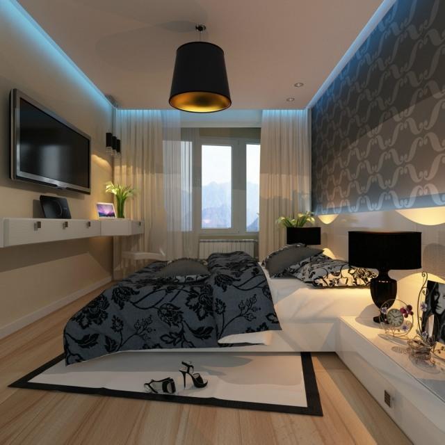 led schlafzimmer: tischlampe tischleuchte led b?ro leselampe