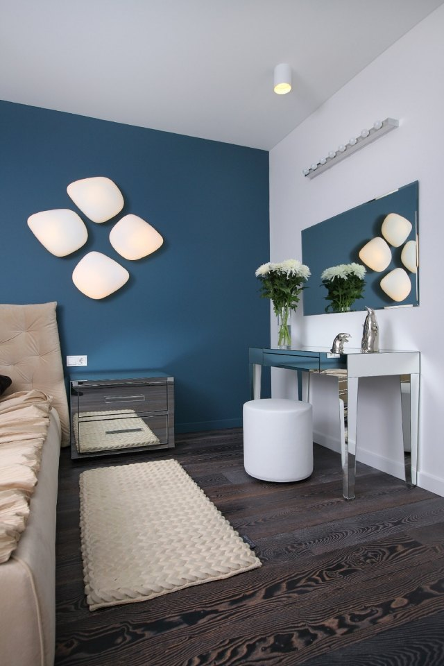 Schlafzimmer dekorieren  55 Ideen fr Wandgestaltung  Co