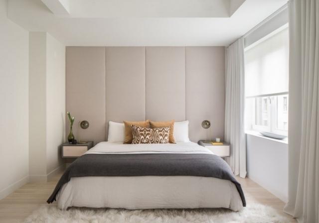 modernes haus schlafzimmer betten rund - meuble garten, Badezimmer