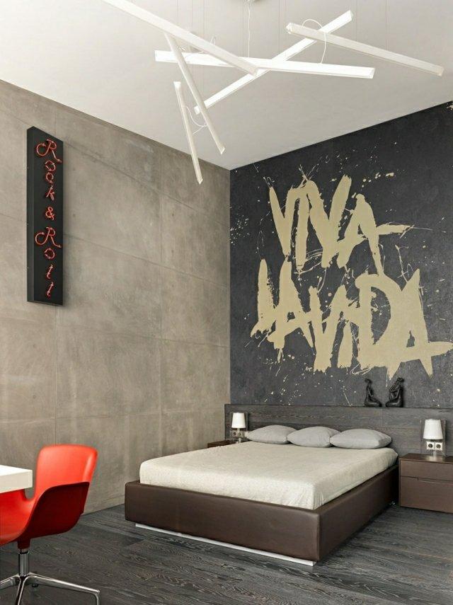 Wanddeko fr Schlafzimmer bring Harmonie ins Leben