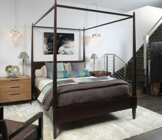 Himmelbett Bilder 27 zauberhafte Ideen fr Schlafzimmer