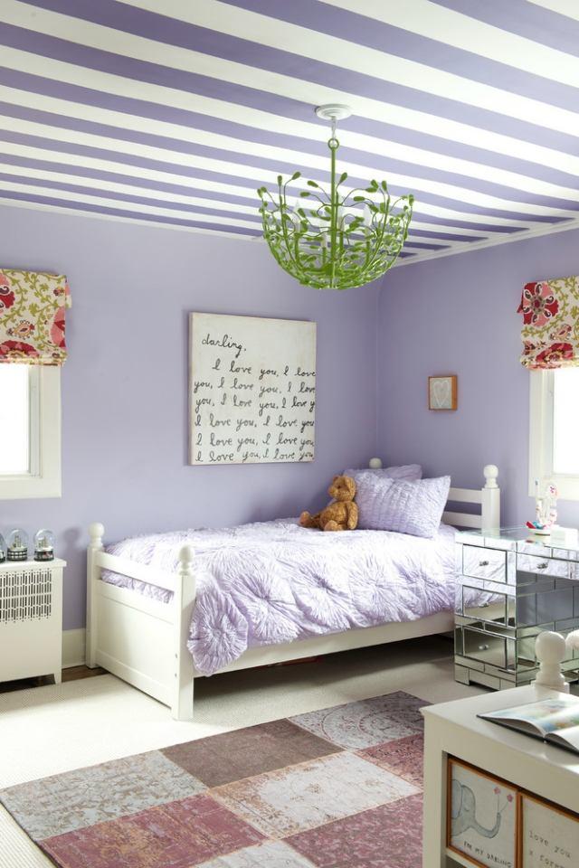 Wandfarben Ideen fr Kinderzimmer fr Abwechslung sorgen