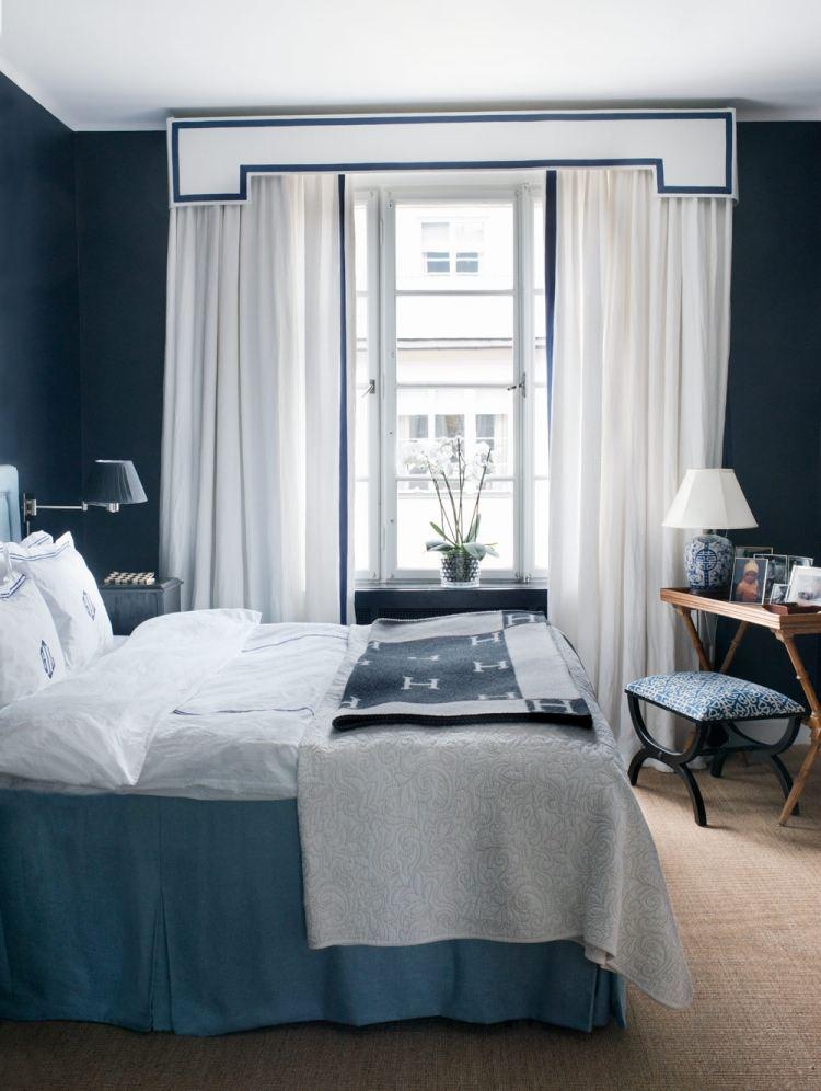 Schlafzimmer Wandfarben Im Schlafzimmer Ideen L