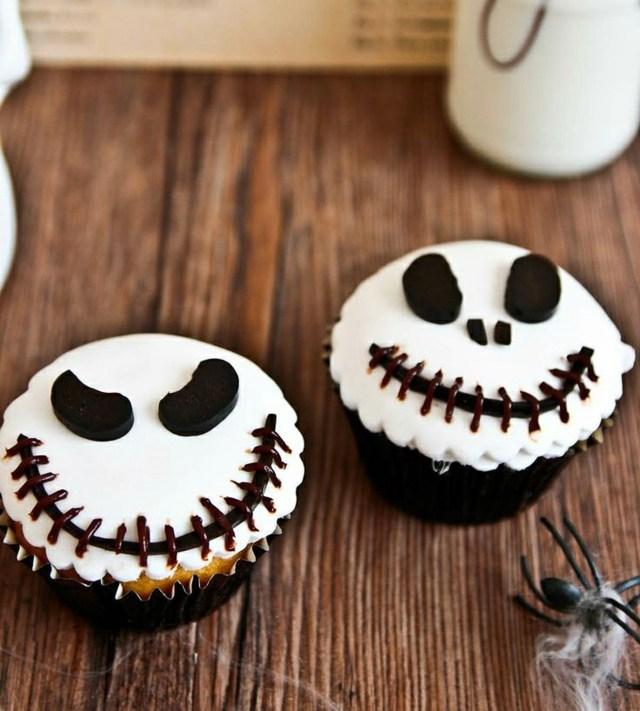 Muffin Ideen fr Halloween  25 kreative leckere Beispiele