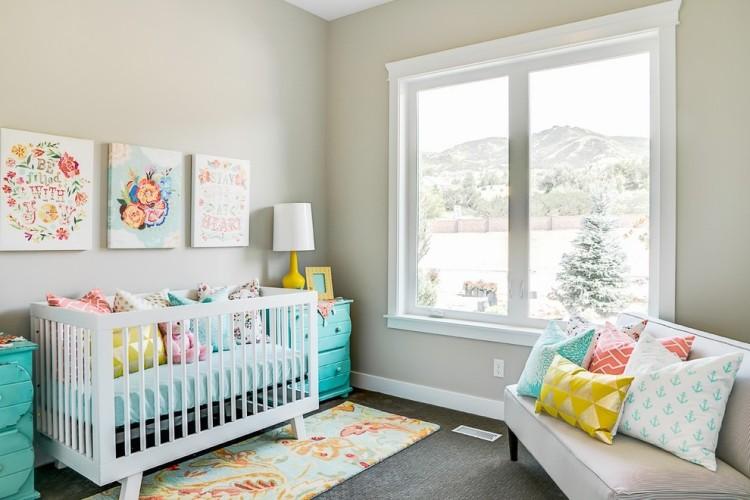 Babyzimmer gestalten neutral  Babyzimmer Gestalten Neutrale Mottos – bigschool.info