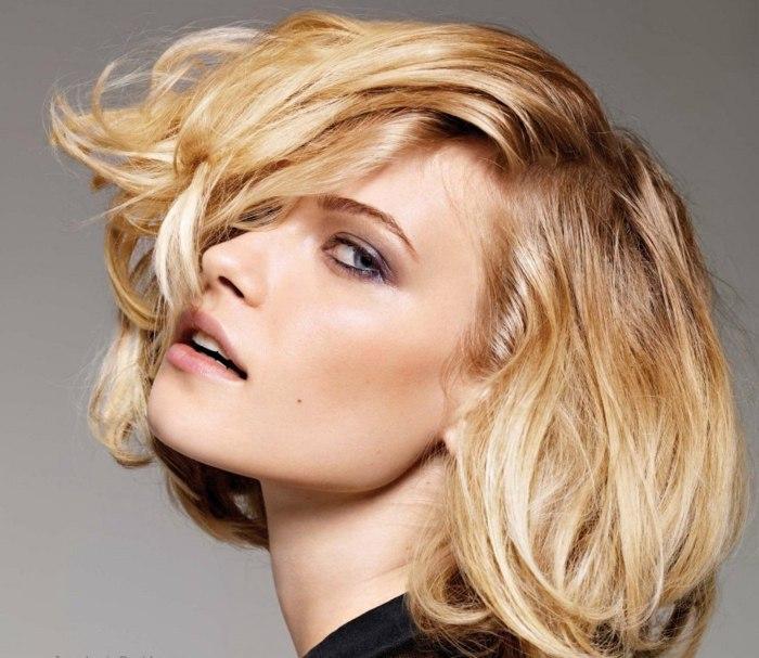 Frisuren Für Mittellanges Haar–Stylings Für Den Herbst