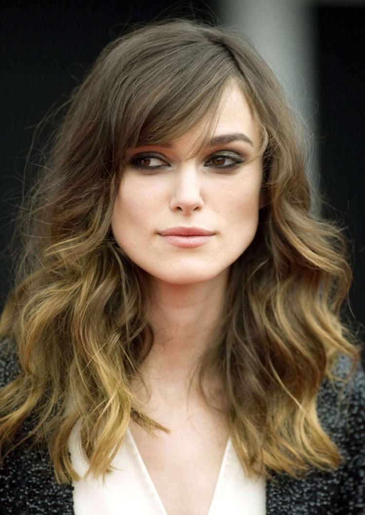 Die Besten Frisuren Für Eine Eckige Gesichtsform