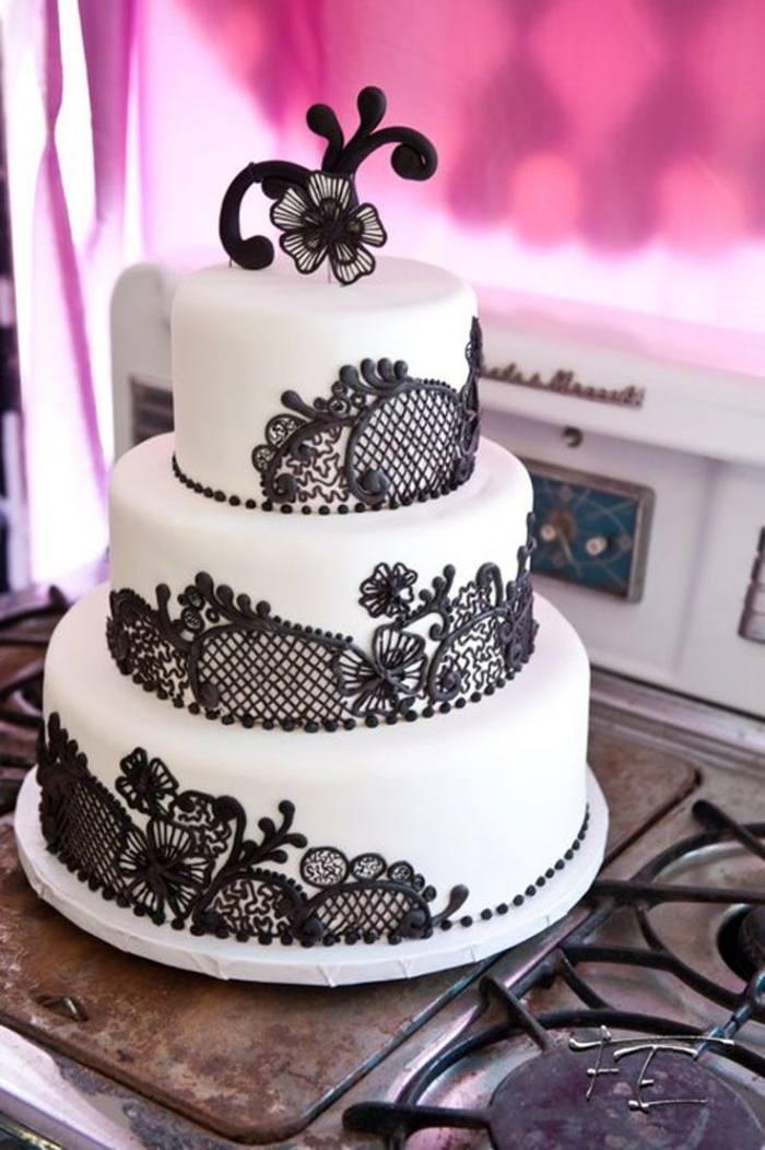 Halloween Brautparty  Ideen fr eine effektvolle Dekoration
