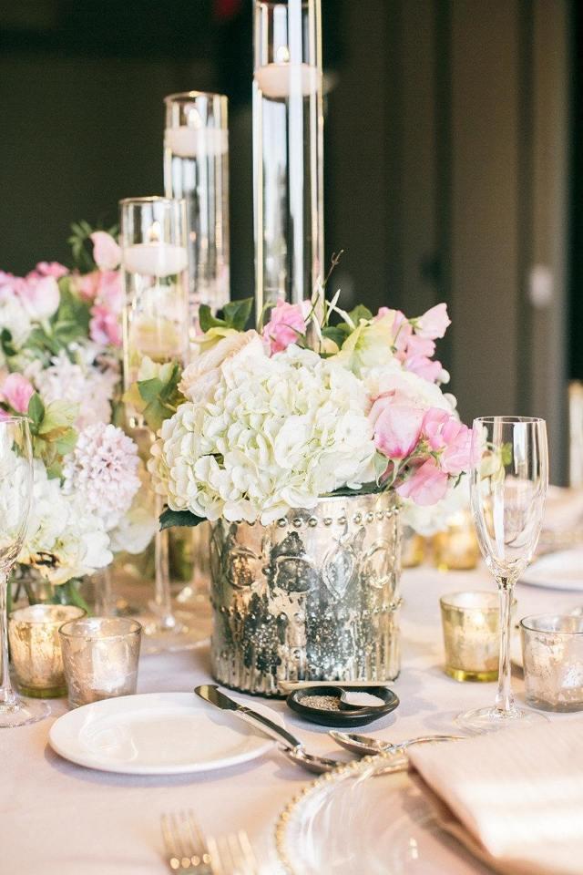 Blumen Hochzeit Hortensien