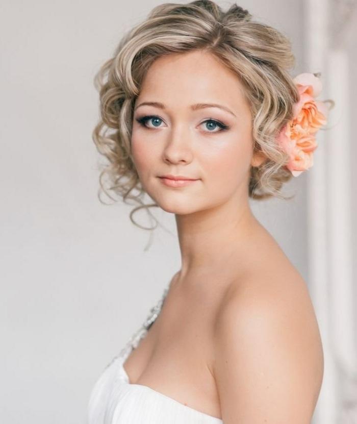 Frisuren zur Hochzeit  30 elegante Ideen fr das Haarstyling