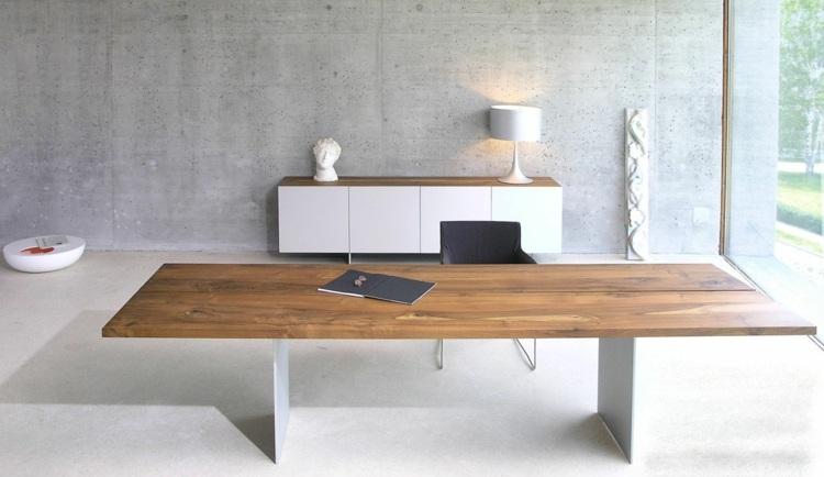 Moderne Massivholz Esszimmermobel | Möbelideen, Esszimmer
