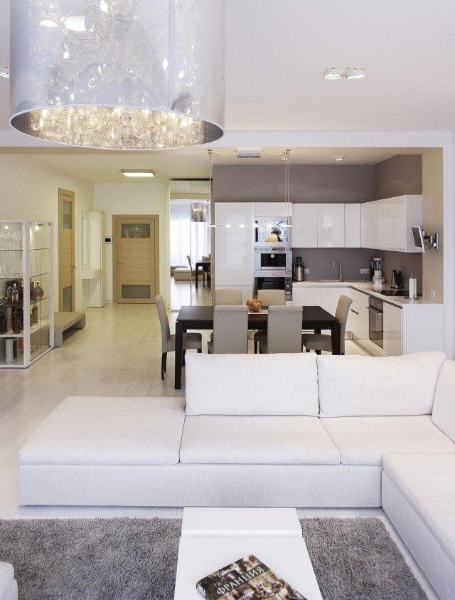 Offene Kuche Wohnzimmer