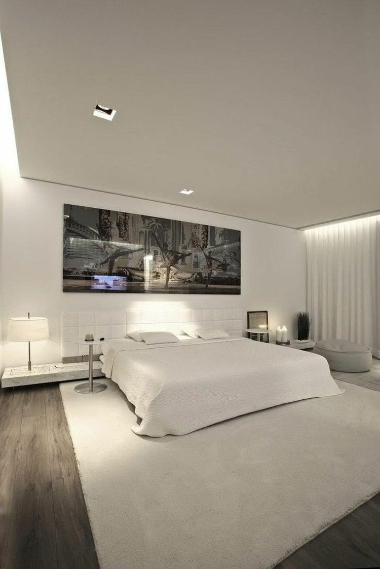 30 inspirierende SchlafzimmerBeispiele in neutralen Farben