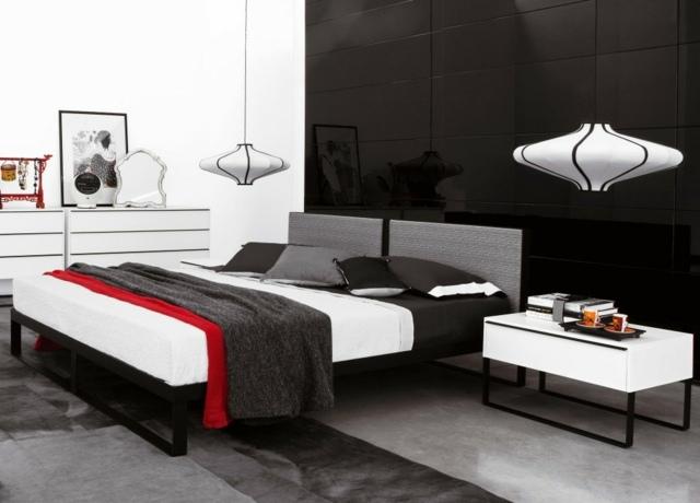 KingsizeBett im Schlafzimmer  Doppelbett fr mehr Komfort