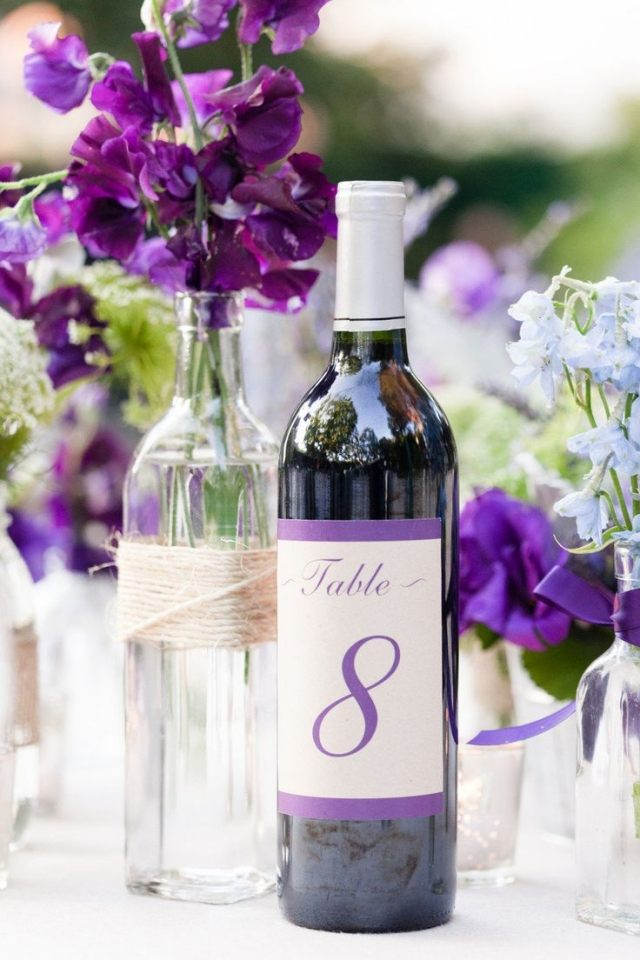 30 Ideen fr Tischdeko zur Hochzeit zum Selbermachen