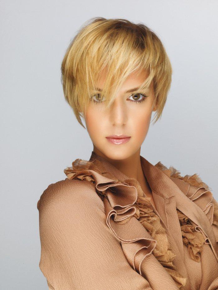 Kurzhaar Frisuren fr einen eleganten und angesagten Look