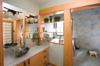 Badezimmermbel aus Holz fr eine wohnliche Gestaltung