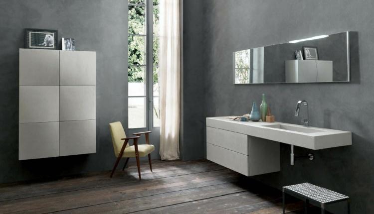 Badezimmerschrank aus Holz  das Allroundtalent im Bad