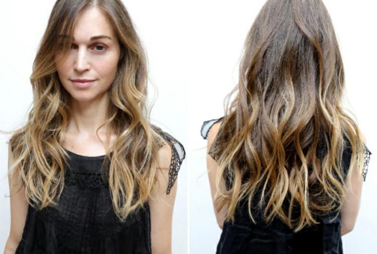Frisuren Für Blonde Haare Die Top Stylings Für Den Alltag Frisur