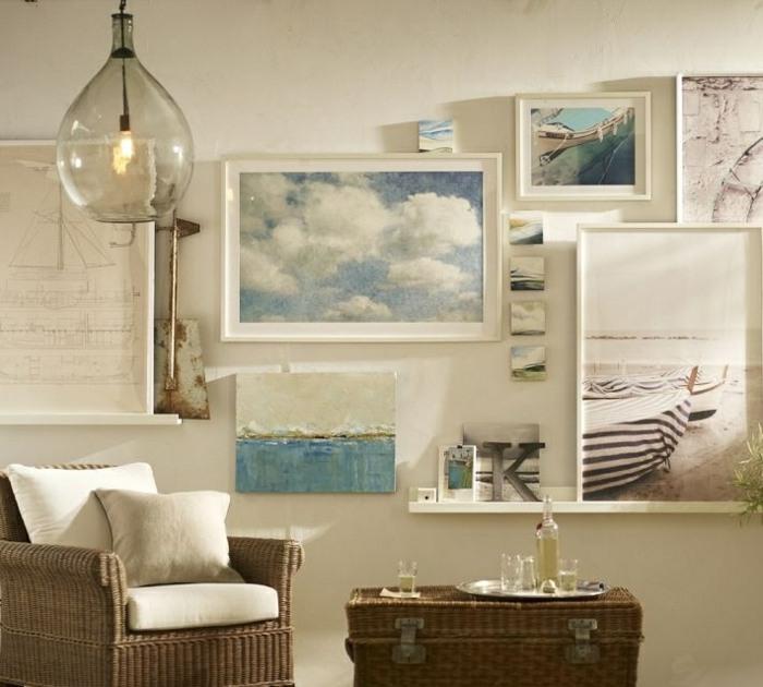 wohnzimmer deko ideen maritime accessoires – bigschool, Wohnzimmer dekoo