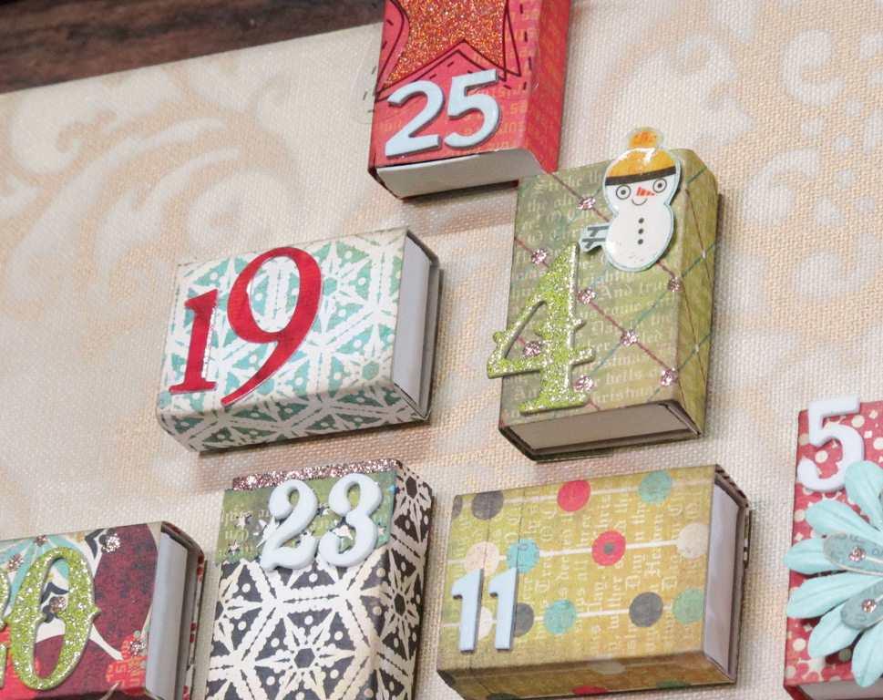 Adventskalender basteln - 30 originelle Ideen mit Anleitung