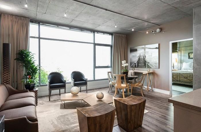 Eklektische Wohnung mit LoftCharakter von Slesinski Design