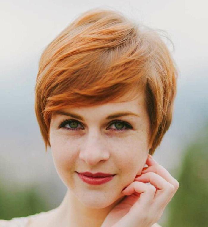 Kurzhaar Frisuren Für Einen Eleganten Und Angesagten Look