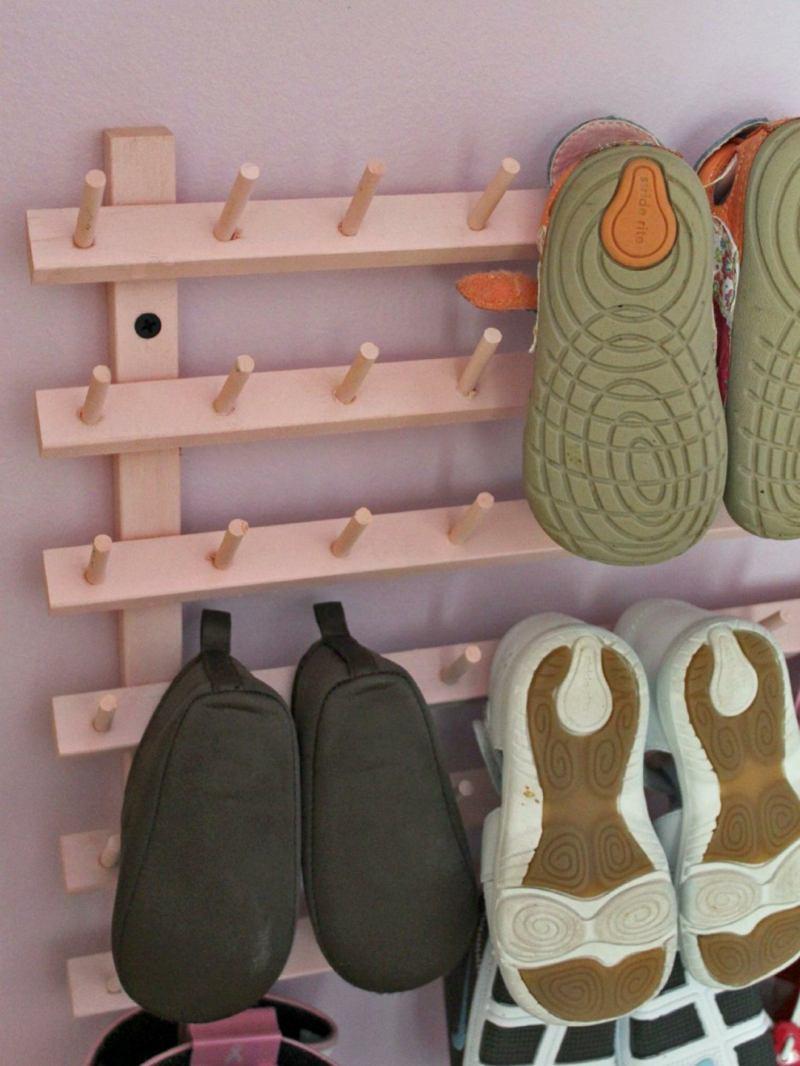 Schuhregal Selber Bauen – Coole Ideen Und Anleitungen