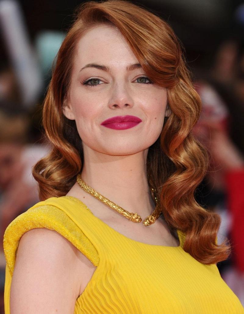Festliche Frauen Frisuren Für Ein Glamouröses Silvester Styling