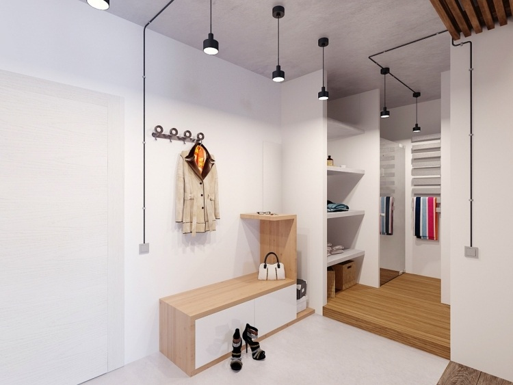 Wohninspirationen aus zwei modern gestalteten Apartments