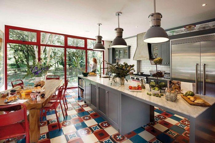 50 Beispiele fr professionell designte Kche mit Kochinsel