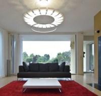 Deckenleuchten im Wohnzimmer- Highlights im modernen Stil