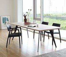 Esstisch und Stühle kombinieren – 29 Esszimmer Möbel Sets