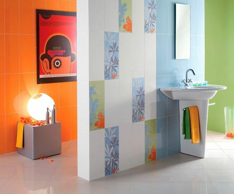 Farben im Bad fr ein angenehmes Ambiente  20 Ideen