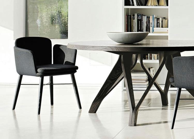 Esstisch Mit Stuhlen Esszimmermobel Holz   Boisholz, Möbel