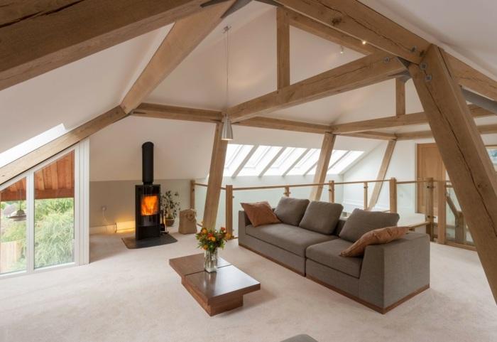 Wandverkleidung Holz Landhaus   25+ Best Ideas About ...