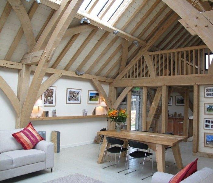 Wohnzimmer neu gestalten  Ideen im LandhausLook