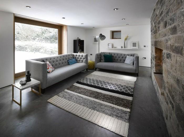 wohnzimmer neu gestalten landhaus altbau – bigschool, Wohnzimmer dekoo