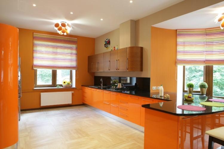 Welche Farbe In Der Küche Streichen | Bauanleitung ...